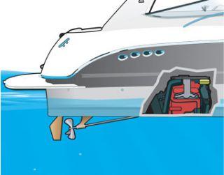 motores de lanchas centro com eixo