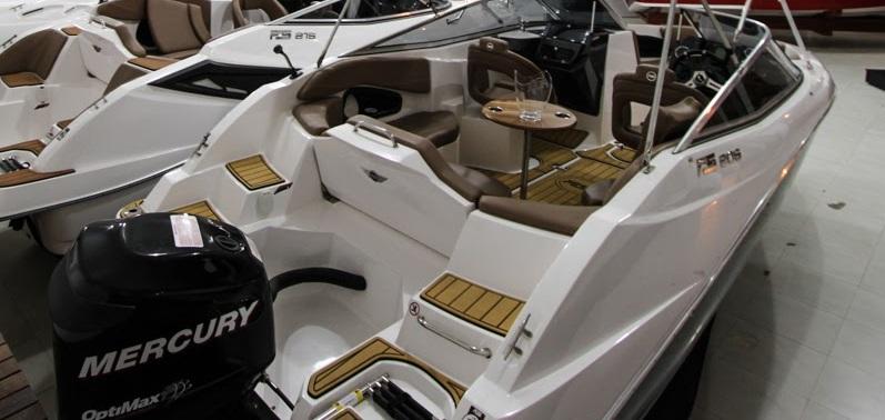 combustível para barco diesel