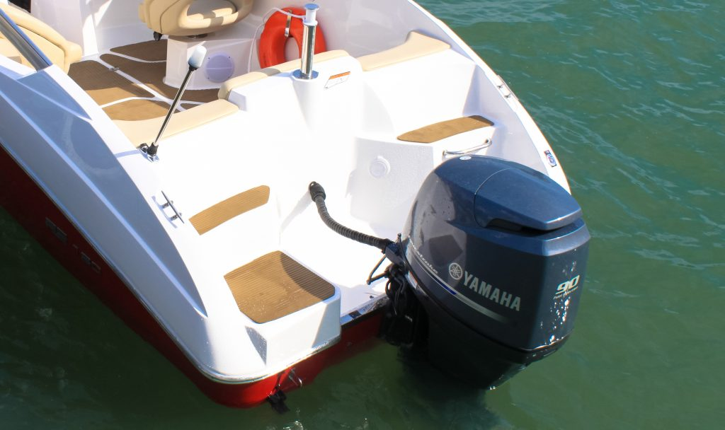 combustível para barco gasolina